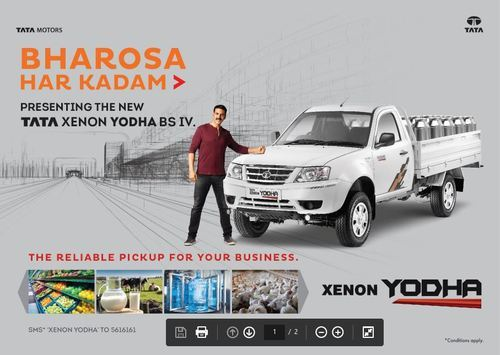 Tata Yodha Pick Up