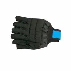 Plain Acrylic Woolen Gloves