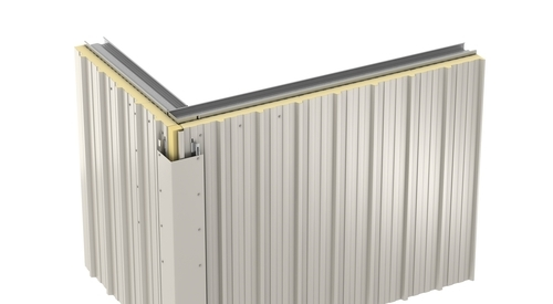 Insulated Wall Panels पीयूएफ पैनल E