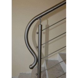 Stainless Steel SBK Steel Railing for Construction