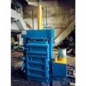 Pillar Type Baling Machine