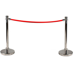 Steel Queue Stand
