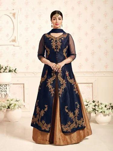 ef9ac97d5d Faux Georgette Party Wear Designer Salwar Kameez Suit, Rs 1164 ...