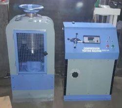 Compression Testing Machine 2000kN Digital, Capacity: 2000kn(200 Tonne)