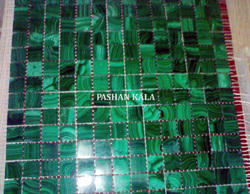 Mosaic Malachite Tiles
