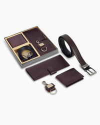 4 In 1 Leather Corporate Gift Set