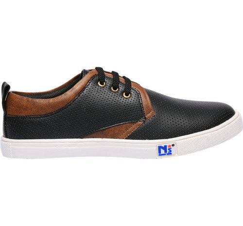 20f442f9347c26 North Star Black Casual Shoes For Men at Rs 2199 | Gents Casual ...