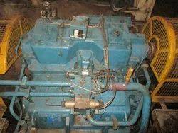 Horizontal REINTJES LAF1962 Gear Box