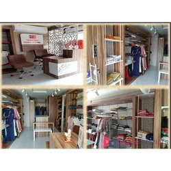 Fashion Studio Interior Designing Service