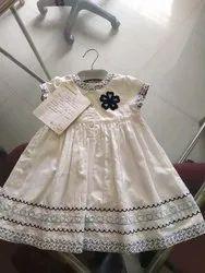 White Girl Baby Dress