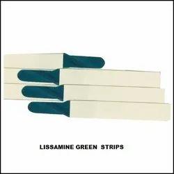 Lissamine Green Strips