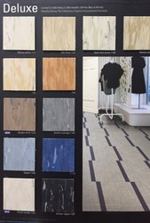 pvc Deluxe Tile Vct, Size: 300mm X 300mm, Thickness: 2mm