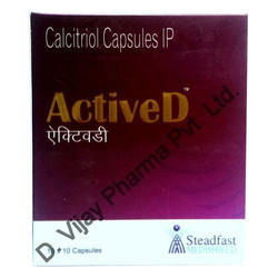 Sobisis (Active D) Capsules