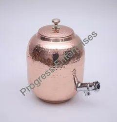 Copper Water Tank, Size: Xl L M S