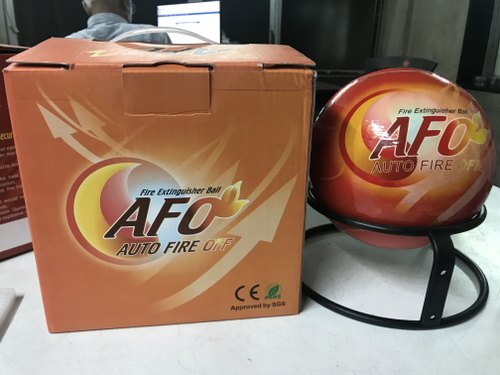 AFO Dry Powder Fire Extinguisher Ball