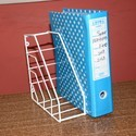 Slot File Stand