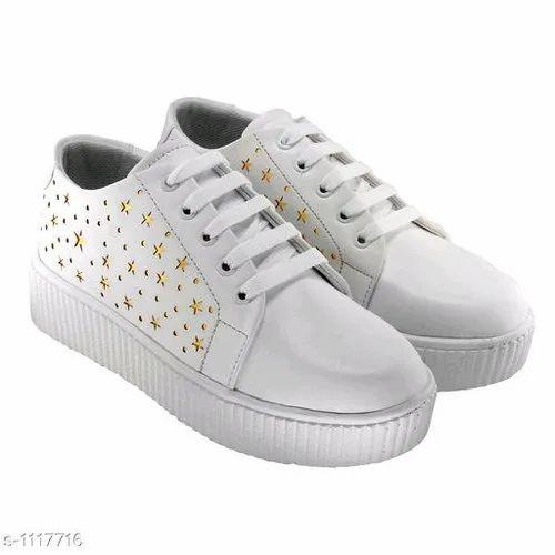 Mode Choix Canvas Stylish Women's Shoes