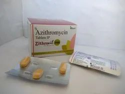 Zithrovil 500 mg Tablets