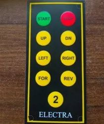 Wire  less  radio  remote  control