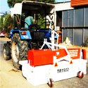 Tractor Driven Mechanical Broomer Road Sweeper