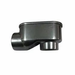 Black Service Entrance Condulets Threaded with Cover and Gasket, for Conduit Fittings, Size: 5 Inch
