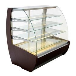 Glass Food Display Counter