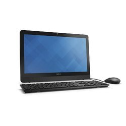 Black Dell Inspiron All-In-One 20 3064