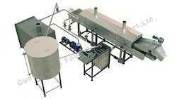 Continuous Namkeen Fryer with Diesel Heat Exchanger