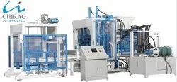 Chirag Hi-Grade Semi Automatic Cement Block Making Machine