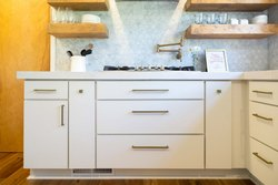 Modular Kitchen Cabinets And Drawers