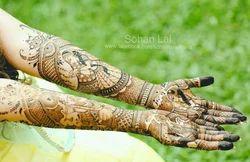 Bridal Mehandi Designer