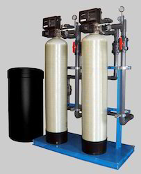 Indian Industrial Up Flow Softeners