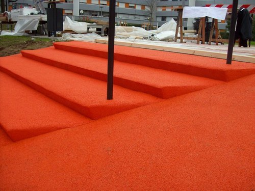 Rubber Flooring Binder