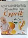 Cyproheptadine Hydrochloride & Tricholine