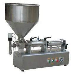 Paste Filling Machine (Single Head)