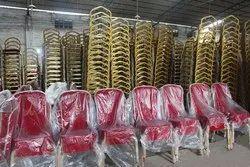 Metal Modern Modern Hall Banquet Chair