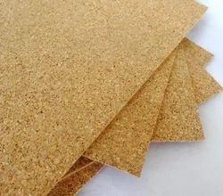 Squares Cork Tile