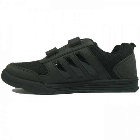 Adidas Black Velcro Shoes at Rs 2499