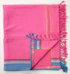 Sarong Beach Terry Towel Fabric