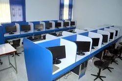 Computer Labs Interior Designing