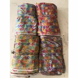 44 Inch Procion Print Floral Printed Rayon Fabric, For Garments, GSM: 120 GSM