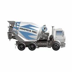 NCL M25 Grade OPC Ready Mix Concrete