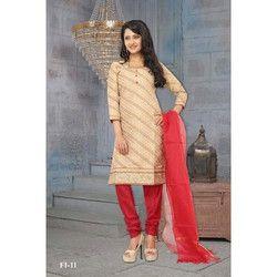 Designer Churidar Suits