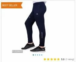 Fresh Check ins! Solid Slim Fit Track Pants For Men