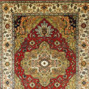 Multicolour Serapi Carpet