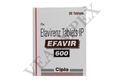 Efavir 600 mg Tablets