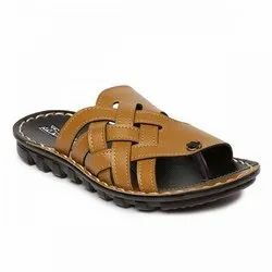 Formal Vertex 6729 Tan Paragon Slipper, Size: 6-10