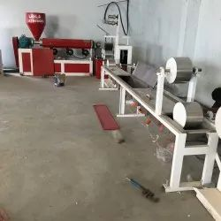 Heat Sealing PP Box Strapping Plant