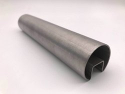 Stainless Steel 201 Slotted Pipe