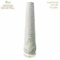 PR23E Fiberglass Pillar